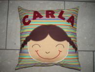 Kissen-Carla